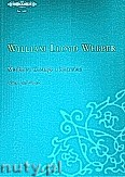 Okładka: Webber William Lloyd, Mulberry Cottage and Sonatina for Flute and Piano