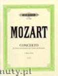 Ok�adka: Mozart Wolfgang Amadeusz, Concerto No.5 in A, K 219