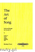 Okładka: , The Art of Song