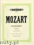 Ok�adka: Mozart Wolfgang Amadeusz, Concerto in D major for Violine and Orchestra, KV 218