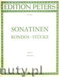 Ok�adka: , 32 Sonatinas Rondos & Pieces, Vol.1
