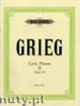 Ok�adka: Grieg Edward, Lyric Pieces, Op. 38, book 2
