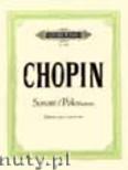 Ok�adka: Chopin Fryderyk, Sonata in G minor Op. 65; Polonaise in C Op. 3