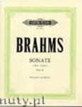 Okładka: Brahms Johannes, Sonata in E minor Op.38 (Vc-Pf)