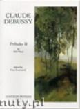 Okładka: Debussy Claude, Préludes Book 2
