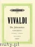 Okładka: Vivaldi Antonio, The Four Seasons