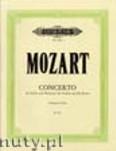Okładka: Mozart Wolfgang Amadeusz, Concerto for Violin and Piano, KV 211, No. 2