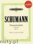 Ok�adka: Schumann Robert, Fantasy Pieces Op. 73 for Clarinet in A (or Bb) and Piano