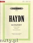 Okładka: Haydn Franz Joseph, Concerto No.2 in G Hob.VIIa/4