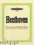 Ok�adka: Beethoven Ludwig van, 6 Ecossaises und 12 German Dances for Piano