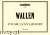 Okładka: Wallen Errollyn, The Girl in My Alphabet for two Pianos