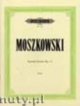Okładka: Moszkowski Maurycy, Spanish Dances Op. 12