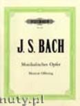 Okładka: Bach Johann Sebastian, Musical Offering BWV 1079