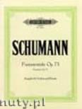 Okładka: Schumann Robert, Fantasiestücke op. 73 -Ausgabe für Violine und Klavier-