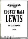 Ok�adka: Lewis Robert Hall, Serenades for Piano
