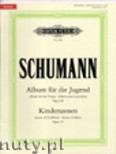 Okładka: Schumann Robert, Album for the Young Op.68; Scenes from Childhood Op.15 (Pf)