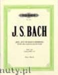 Okładka: Bach Johann Sebastian, Jesu, Joy of Man's Desiring (Pf)