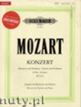 Ok�adka: Mozart Wolfgang Amadeusz, Clarinet Concerto in A