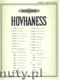 Ok�adka: Hovhaness Alan, Persephone Op. 154 for Low Voice and Piano