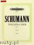 Okładka: Schumann Robert, Toccata C-dur Op. 7