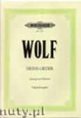 Okładka: Wolf Hugo, Liederstrauss, Heine - Lieder für Gesang und Klavier