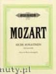 Okładka: Mozart Wolfgang Amadeusz, 6 Viennese Sonatinas (Pf)