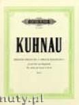 Ok�adka: Kuhnau Johann, Biblische Sonate Nr. 6