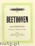Okładka: Beethoven Ludwig van, Album of Piano Pieces Vol.1 (Pf)