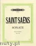 Okładka: Saint-Saëns Camille, Sonata Op.168 (Bsn-Pf)