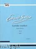 Okładka: Grieg Edward, Lyrische Stücke op. 65 für Klavier