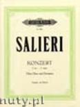 Okładka: Salieri Antonio, Concerto in C Major for Flute, Oboe and Orchestra