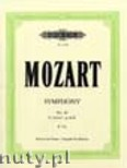 Ok�adka: Mozart Wolfgang Amadeusz, Symphony No. 40 in G minor for Piano, K 550