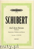 Okładka: Schubert Franz, Auf dem Strom (Tenor,Hrn,Pf) (Voice-Hn-Pf)