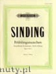 Ok�adka: Sinding Christian, Rustle of Spring for Piano, Op. 32, No. 3