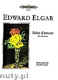 Ok�adka: Elgar Edward, Salut d'amour for Piano, Op. 12