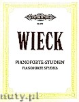 Ok�adka: Wieck Friedrich, Pianoforte Studies