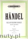 Okładka: Händel George Friedrich, Keyboard Works, Vol. 2 - Suiten