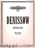 Okładka: Denissow Edison, Sonata for Flute and Piano