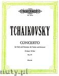 Ok�adka: Czajkowski Piotr, Concerto in D Op. 35