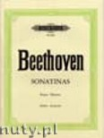 Okładka: Beethoven Ludwig van, 6 Sonatinas (Pf)