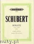 Ok�adka: Schubert Franz, Arpeggione Sonata in A minor D821 for Viola and Piano