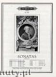 Okładka: Haydn Franz Joseph, Sonata Hob XVI / 34 E minor