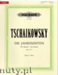 Okładka: Czajkowski Piotr, Seasons, Op. 37a
