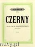 Okładka: Czerny Carl, Praktische Fingerübungen, Op. 802  Heft 1