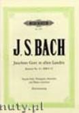 Ok�adka: Bach Johann Sebastian, Jauchzet Gott in allen Landen, Cantata No. 51, BWV 51