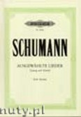 Ok�adka: Schumann Robert, 30 Selected Songs for Low Voice and Piano