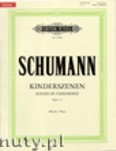 Okładka: Schumann Robert, Scenes from Childhood Op.15 (Pf)