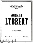 Ok�adka: Lybbert Donald, Movement for Piano 4 Hands