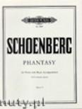 Okładka: Schönberg Arnold, Phantasy for Violin and Piano, Op. 47
