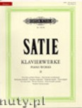 Ok�adka: Satie Erik, Piano Works, Vol. 2